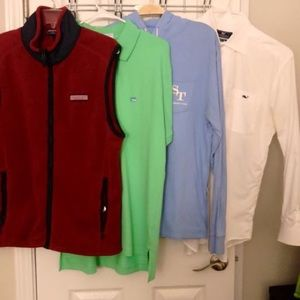 Vineyard Vines and Southern Tide